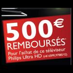 anti-crise.fr offre de remboursement philips tv ultra hd