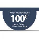 anti-crise.fr offre de remboursement philips soin du linge