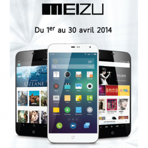 offre de remboursement 50 sur mobile meizu mx3. Black Bedroom Furniture Sets. Home Design Ideas