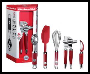 Kitchenaid un robot achet un kit de 5 ustensiles de for Kit ustensiles cuisine