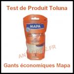 Test de Produit Toluna : Gants économiques Mapa - anti-crise.fr