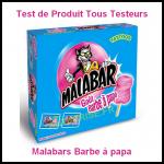 Test de Produit Tous Testeurs : Malabars Barbe à papa - anti-crise.fr