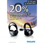 anti-crise.fr offre de remboursement philips casque audio