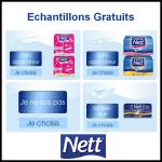 Echantillons Nett : Différents Tampons - anti-crise.fr