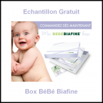 Echantillon + Bon de Réduction Bébé Biafine - anti-crise.fr