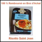 Risotto Saint Jean 100 % Remboursé en Un Bon d'Achat - anti-crise.fr