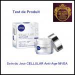Test de Produit Les Victoires de la Beauté : Soin du Jour CELLULAR Anti-Age NIVEA - anti-crise.fr