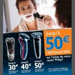 anti-crise.fr offre de remboursement rasoir philips
