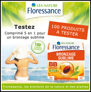 Test de Produit Léa Nature : BB Perles Bronzage Sublime de Floressance - anti-crise.fr