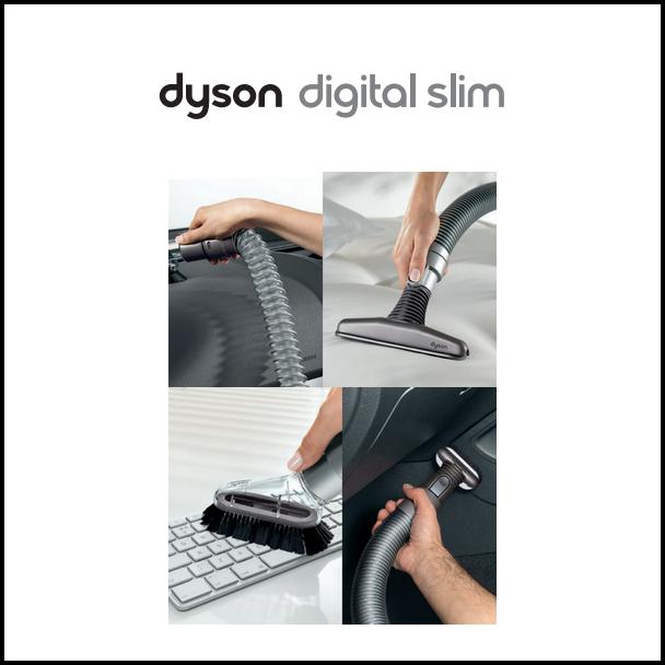 bon plan dyson kit accessoires offert pour l achat d un aspirateur balai dc45. Black Bedroom Furniture Sets. Home Design Ideas