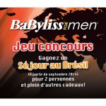 Instants Gagnants Babyliss for Men : Un Voyage pour 2 personnes au Brésil - anti-crise.fr