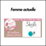 Tirage au Sort Femme Actuelle : Collier Ebullition Skalli à Gagner - anti-crise.fr