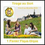 Tirage au Sort Fol Epi : Un panier pique-nique gourmet - anti-crise.fr