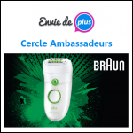 Test de Produit Envie de Plus : Braun Silk-épil 5 - anti-crise.fr