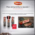 Echantillons Ducros : Poivre Prémium - anti-crise.fr