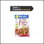 Tests de Produits : Soj apéro mix de BJORG - anti-crise.fr