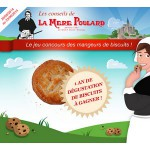 Tirage au Sort La Mère Poulard sur Facebook : 1 An de dégustation de biscuits à gagner - anti-crise.fr