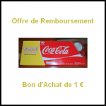 Offre de Remboursement Coca-Cola : 1€ en Bon d'Achat - anti-crise.fr