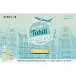 Tirage au Sort Payot sur Facebook : 1 aller/retour sur Tahiti Nui et des Produits Expert Pureté à Gagner - anti-crise.fr