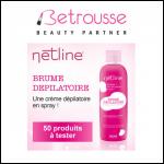 Test de Produit Betrousse : Brume Dépilatoire Netline - anti-crise.fr