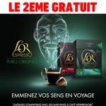 ODR - OFFRE DE REMBOURSEMENT SHOPMIUM L'OR EspressO 1 acheté 1 offert