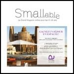 Tirage au Sort Smallable : 1 séjour pour 2 personnes dans un des hôtels Ayre en Espagne à Gagner - anti-crise.fr