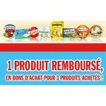 Offre de Remboursement Bel : 1 Produit Remboursé en Bon d'Achat pour 3 produits achetés - anti-crise.fr