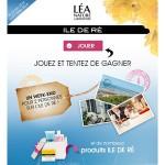 Instants Gagnants Léa Nature sur Facebook : Produits de Beauté à Gagner - anti-crise.fr