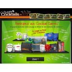 Instants Gagnants + Tirage au Sort Destination Cocktails : 1 voyage au Brésil pour 2 personnes à Gagner - anti-crise.fr