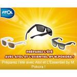 Tirage au Sort Atol Les Opticiens / M. Pokora sur Facebook : 15 Montures M. Pokora L'Essentiel à Gagner - anti-crise.fr