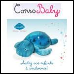 Test de Produit Conso Baby : Tranquil Turtle Cloud B - anti-crise.fr
