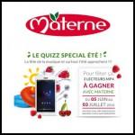 Tirage au Sort Materne : Lecteur MP4 Apple à Gagner - anti-crise.fr