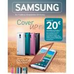 Offre de Remboursement Samsung : Jusqu'à 20 € remboursés pour l'achat d'un Etui de protection - anti-crise.fr