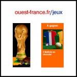 Tirage au Sort Ouest France : Une Coupe du monde en chocolat à Gagner - anti-crise.fr
