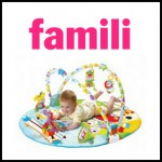 Test de Produit Famili : Tapis d'éveil Yookidoo - anti-crise.fr