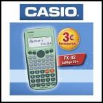 Offre de Remboursement Casio : 3 € sur l'achat d'une FX-92 Collège 2D+ - anti-crise.fr