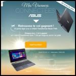 Instants Gagnants +Tirage au Sort Asus sur Facebook : Asus Transformer Book T100 à Gagner - anti-crise.fr