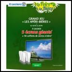 Instants Gagnants Leclerc : Ecran plat LCD 107 cm à Gagner - anti-crise.fr