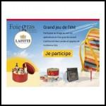 Tirage au Sort Lafitte : 1 coffret gastronomique Trésor à Gagner - anti-crise.fr