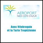 Tirage au Sort Aéroport de Nice : 1 journée à la plage à Ramatuelle au Restaurant Tropicana La Plage à Gagner - anti-crise.fr