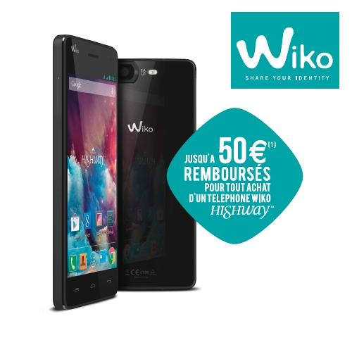 anti-crise.fr offre de remboursement smartphone wiko highway