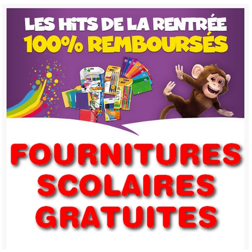 odr fournitures scolaires 100 rembours es chez bureau vall e. Black Bedroom Furniture Sets. Home Design Ideas