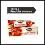 Tests de Produits : Sauce tomate cuisinée aux petits légumes de Panzani - anti-crise.fr