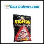 Test de Produit Tous-Testeurs : Les Bonbons Stoptou - anti-crise.fr