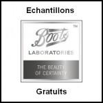 Laboratoires Boots : Echantillons de produits adaptés à votre peau - anti-crise.fr