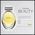 Echantillon Calvin Klein : Beauty - anti-crise.fr