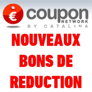 Coupons de reduction 2019