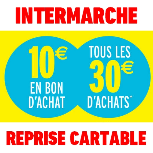 bon plan pour la rentr e scolaire reprise de cartable 10 chez intermarch. Black Bedroom Furniture Sets. Home Design Ideas