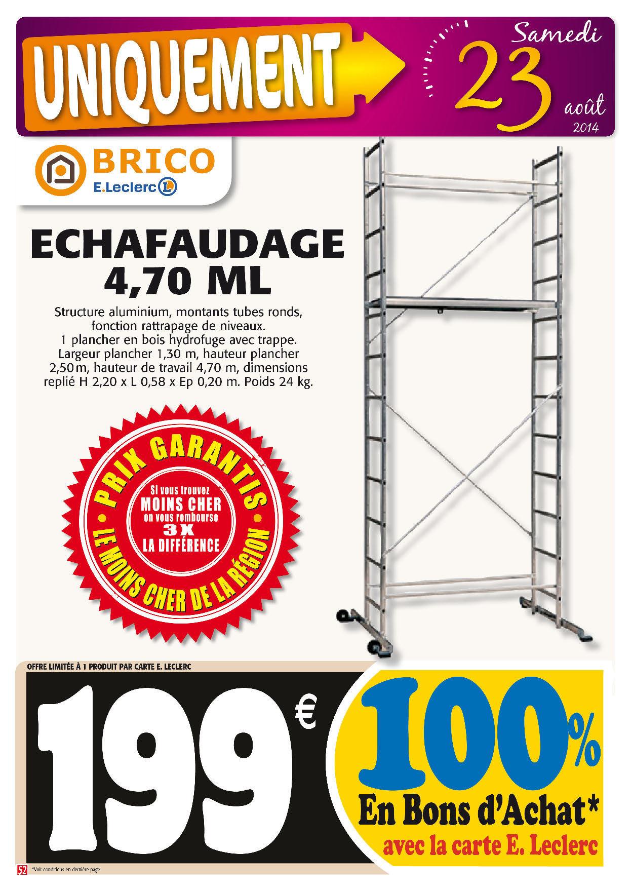 Coffret Bébé 100 Remboursé En Bon Dachat Leclerc Le Pian