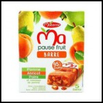 Tests de Produits : Ma pause fruit en barre de MATERNE - anti-crise.fr